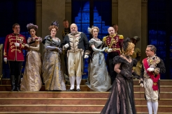 """11/11/15 1:23:16 PM -- The Lyric Opera of Chicago Presents """"The Merry Widow"""" Renee Fleming © Todd Rosenberg Photography 2015"""