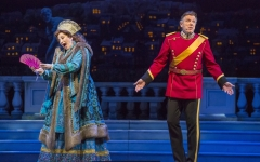 """11/11/15 2:36:32 PM -- The Lyric Opera of Chicago Presents """"The Merry Widow"""" Renee Fleming © Todd Rosenberg Photography 2015"""